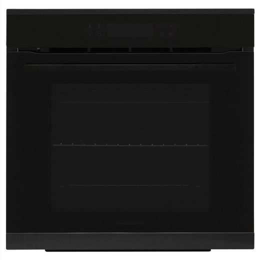 Rangemaster Eclipse ECL610BL/BL Built In Electric Single Oven - Black - A Rated