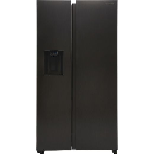 Samsung RS8000 RS68A8830B1 American Fridge Freezer - Black / Stainless Steel - F Rated