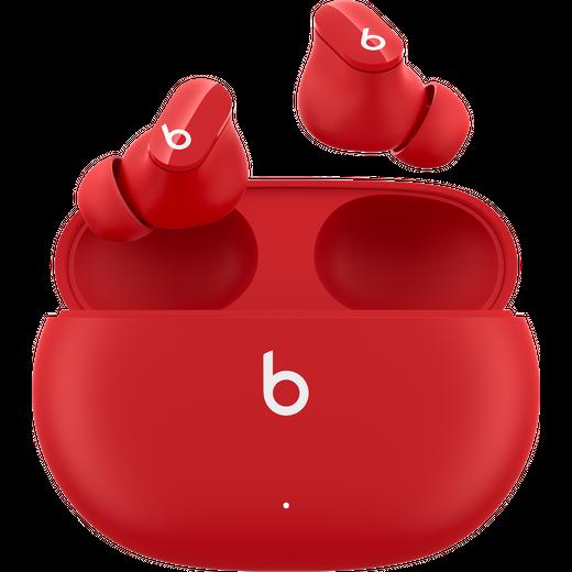 Beats Studio Buds In-Ear Water Resistant Wireless Bluetooth Sports Headphones - Red