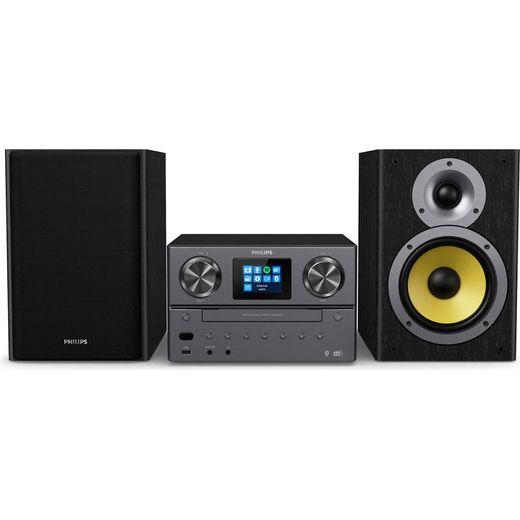 Philips TAM8905/10 100 Watt Hi-Fi System with Bluetooth - Black