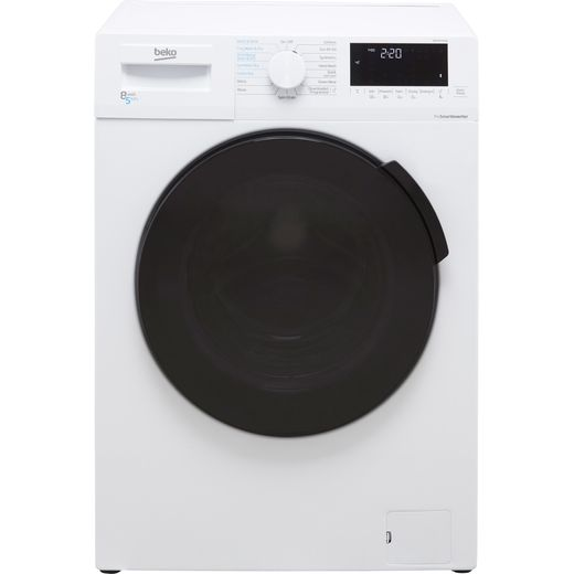 Beko WDL854431W 8Kg / 5Kg Washer Dryer with 1400 rpm - White - D Rated
