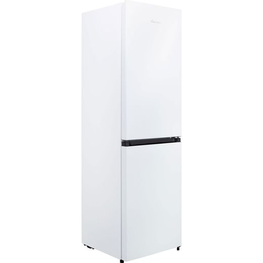Fridgemaster MC55251M Fridge Freezer - White