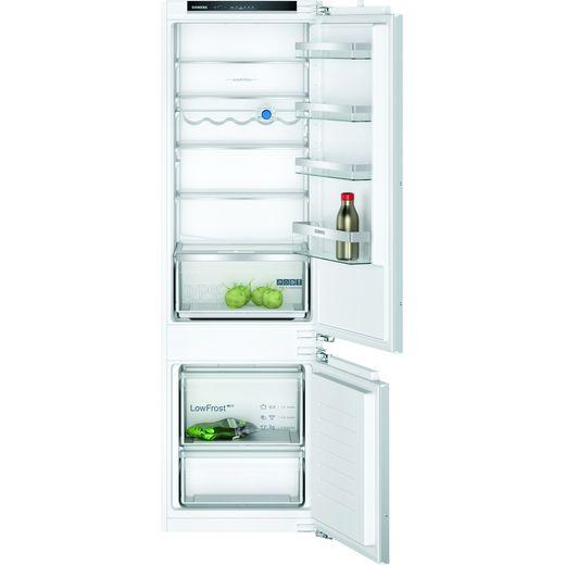 Siemens IQ-300 KI87VVFE0G Integrated 70/30 Fridge Freezer with Fixed Door Fixing Kit - White - E Rated