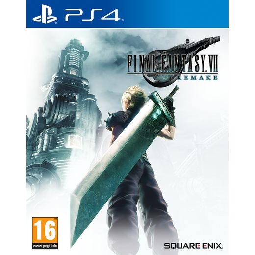 Final Fantasy VII Remake for Sony PlayStation