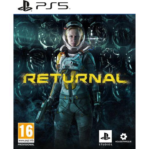Returnal for PlayStation 5 .