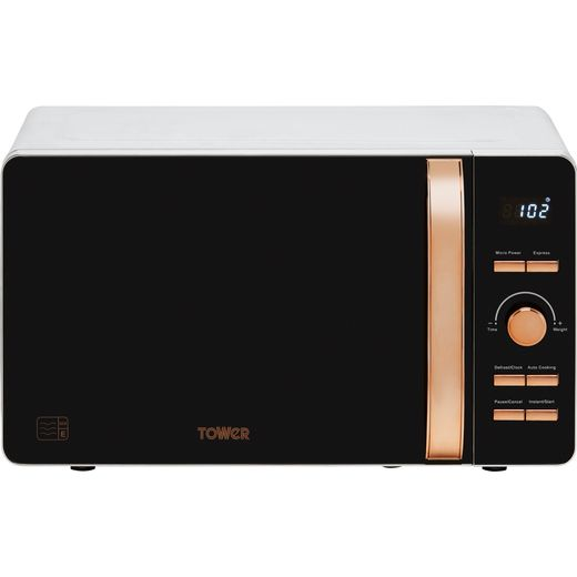 Tower T24021WMRG 20 Litre Microwave - Marble