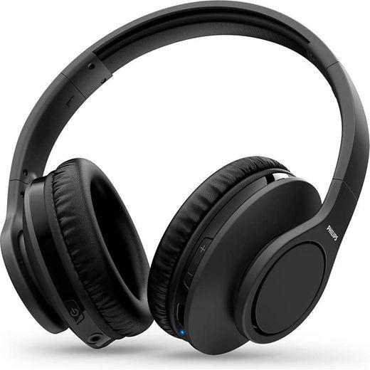 Philips TAH6005BK Wireless TV Over-Ear Headphones - Black