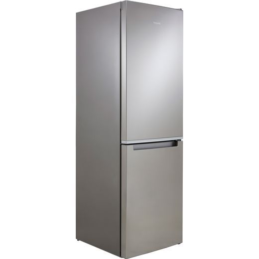 Hotpoint H3T811IOX1 60/40 Fridge Freezer - Stainless Steel Effect - F Rated