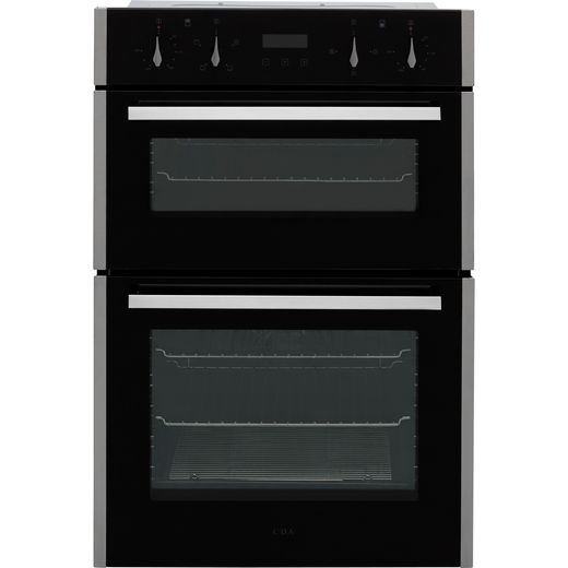 CDA DC941SS Built In Electric Double Oven - Stainless Steel