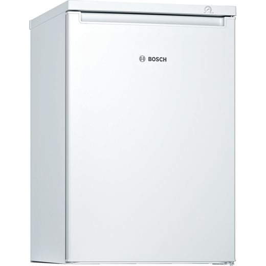 Bosch Serie 2 GTV15NWEAG Under Counter Freezer - White - E Rated
