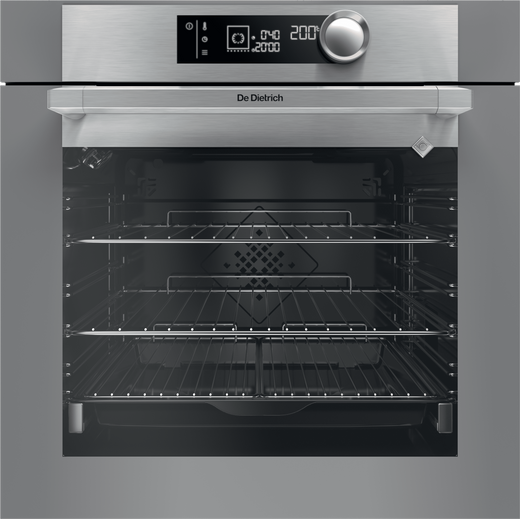 De Dietrich DOP7350G Built In Electric Single Oven - Grey - A+ Rated