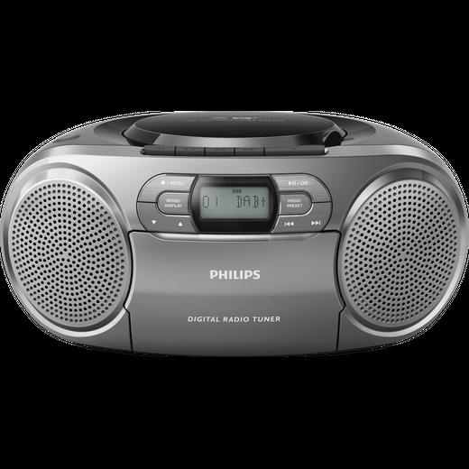 Philips AZB600/12 DAB / DAB+ Digital Radio with FM Tuner