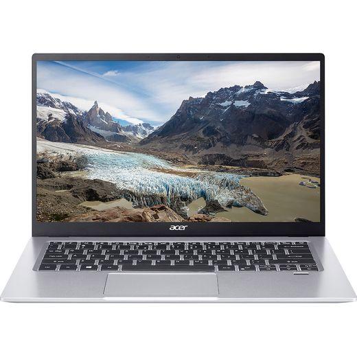 "Acer Swift 1 SF114-34 14"" Laptop - Silver"