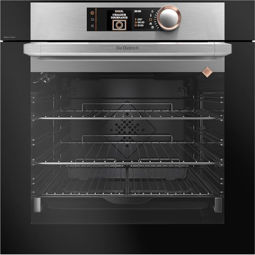 De Dietrich DOP8574X Built In Electric Single Oven - Platinum - A+ Rated