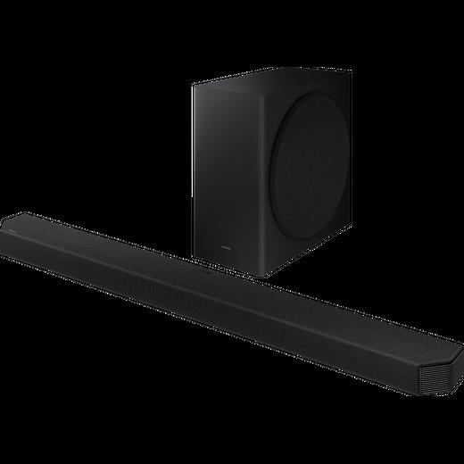 Samsung HW-Q900A Bluetooth 7.1.2 Soundbar - Black