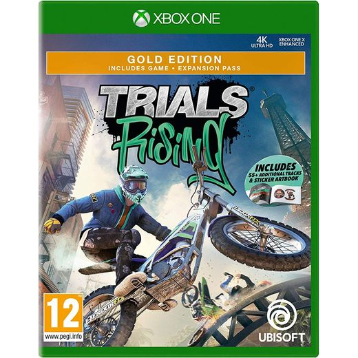 Trials Rising Gold Edition for Xbox