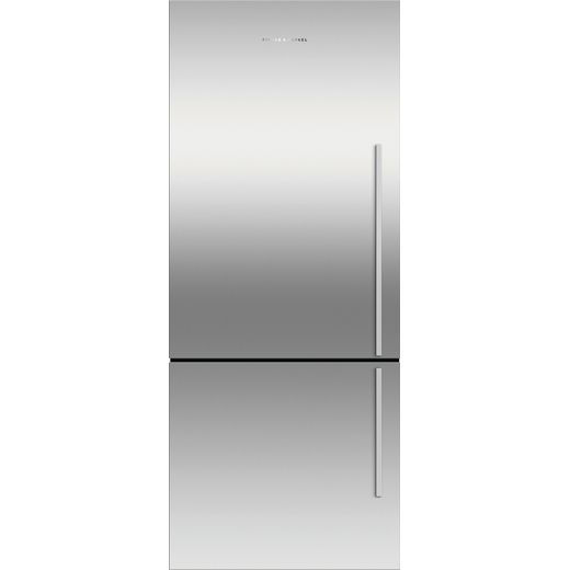 Fisher & Paykel RF442BLXFD5 Frost Free Fridge Freezer - Stainless Steel - F Rated