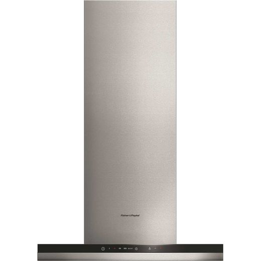 Fisher & Paykel Designer HC60BCXB2 60 cm Chimney Cooker Hood - Stainless Steel - A+ Rated