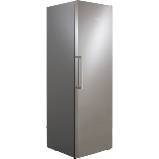 Siemens IQ-300 GS36NVIFV Frost Free Upright Freezer - Stainless Steel Effect - F Rated