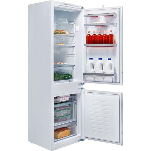 NEFF N50 KI5862S30G Integrated 60/40 Fridge Freezer with Sliding Door Fixing Kit - White - A++ Rated