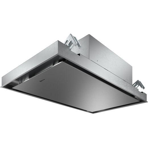 NEFF N50 I94CAQ6N0B 90 cm Ceiling Cooker Hood - Stainless Steel - B Rated
