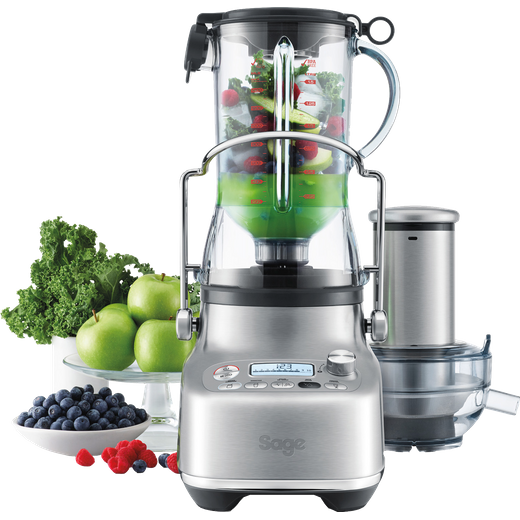 Sage The 3X Bluicer™ Pro SJB815BSS2GUK1 with 1 Accessories - Brushed Stainless Steel