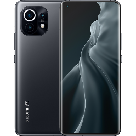 Xiaomi Mi 11 256GB Smartphone in Midnight Grey