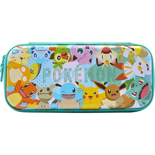 Hori Pokemon Edition Case For Nintendo Switch - Multi Colour
