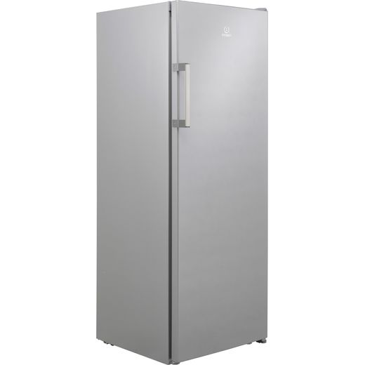Indesit SI61S1 Fridge - Silver - F Rated