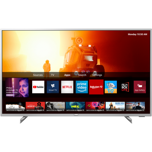 "Philips 58PUS7555 58"" 4K Ultra HD TV"