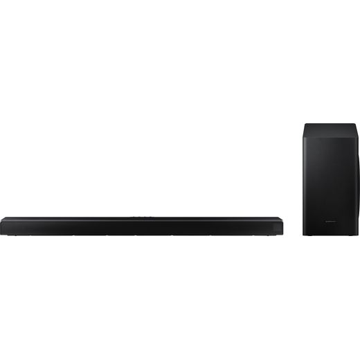 Samsung HW-Q60T Bluetooth 5.1 Soundbar with Wireless Subwoofer - Black