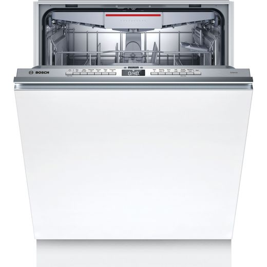 Bosch Serie 4 SMV4HVX38G Wifi Connected Fully Integrated Standard Dishwasher - Stainless Steel Control Panel - A++ Rated
