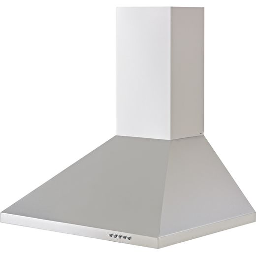 Belling Unbranded 60 UCHIM 60 cm Chimney Cooker Hood - Stainless Steel - B Rated