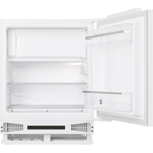 Hoover HBRUP174NK/NE Integrated Upright Fridge - Door-on-door Kit - White - F Rated