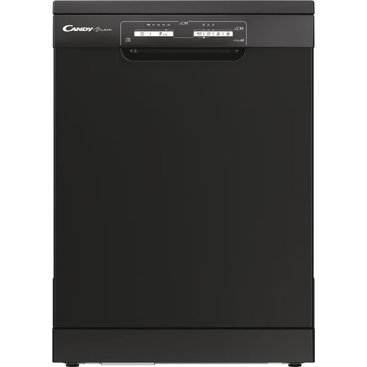 Candy CDPN1L390PB Wifi Connected Standard Dishwasher - Black - F Rated