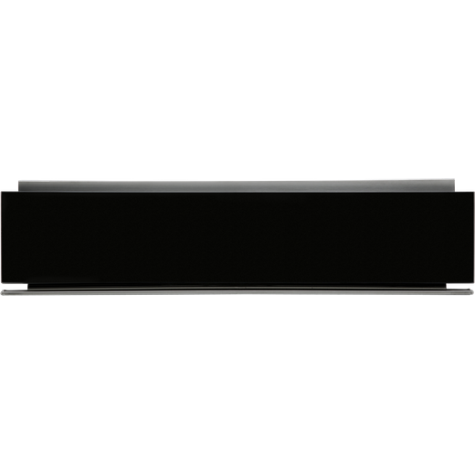 Whirlpool W Collection W1114 Built In Warming Drawer - Black