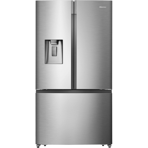 Hisense RF750N4ISF American Fridge Freezer - Stainless Steel - F Rated