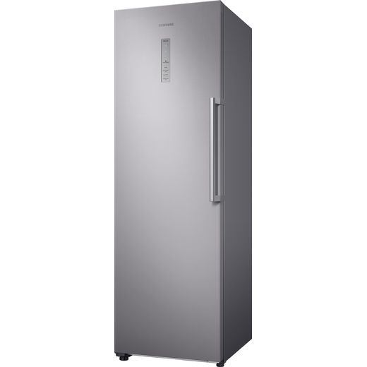 Samsung RZ32M7125SA Frost Free Upright Freezer - Silver Glass - A++ Rated