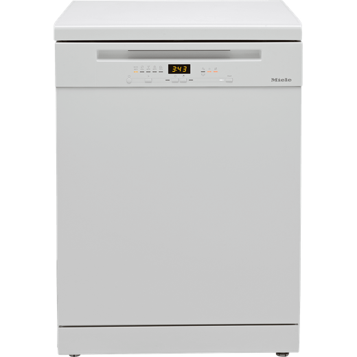 Miele G5222SC Standard Dishwasher - White - C Rated