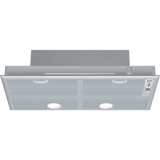 Siemens IQ-300 LB75565GB 73 cm Canopy Cooker Hood - Silver - C Rated