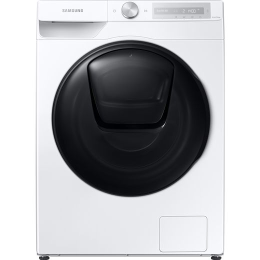 Samsung Series 6 AddWash™ WD10T654DBH Wifi Connected 10.5Kg / 6Kg Washer Dryer with 1400 rpm - White - E Rated