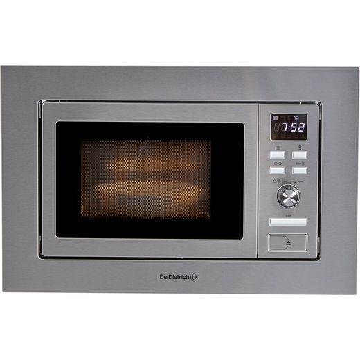 De Dietrich DME1507X Built In Microwave - Platinum