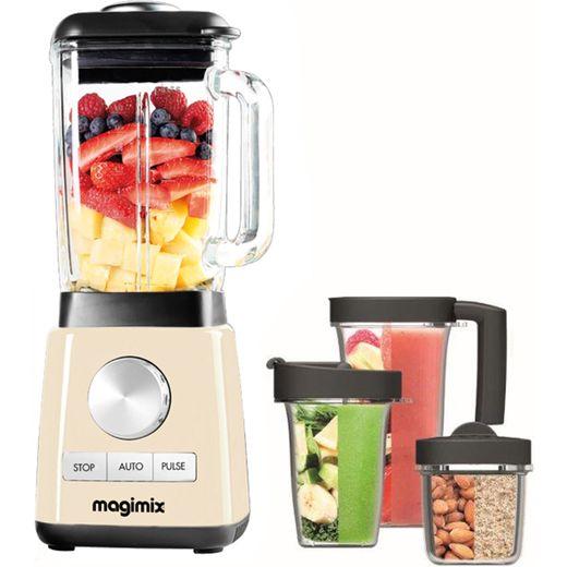 Magimix Power Premium 11635 1.8 Litre Blender with 4 Accessories - Cream