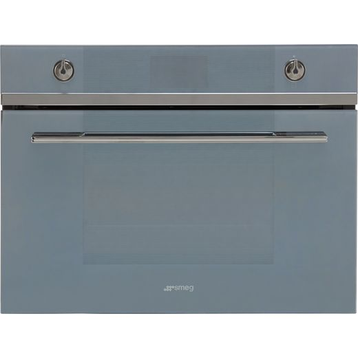 Smeg Linea SF6101TVS1 Built In Electric Single Oven - Silver - A+ Rated