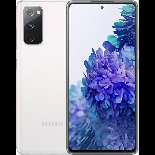 Samsung Galaxy S20 FE in White
