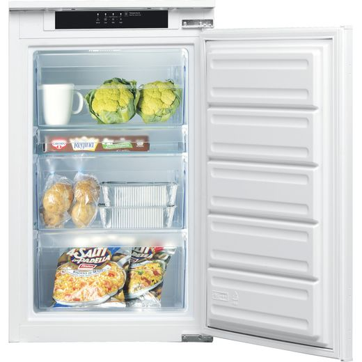 Indesit INF901EAA1 Upright Freezer - White - F Rated