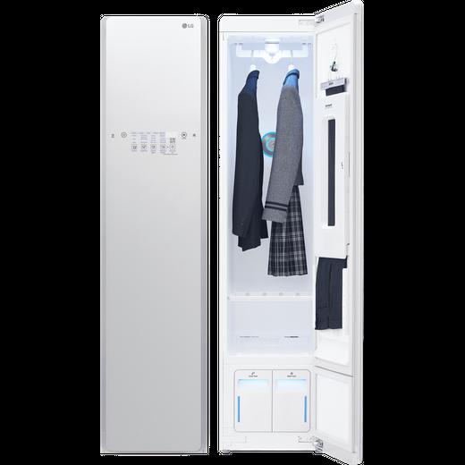 LG Styler S3WF Heat Pump Tumble Dryer - White