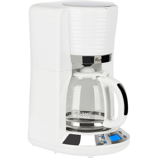 Russell Hobbs Inspire 24390 Filter Coffee Machine - White
