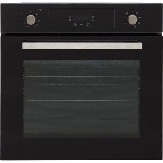 Candy FCP615NX/E Built In Electric Single Oven - Black