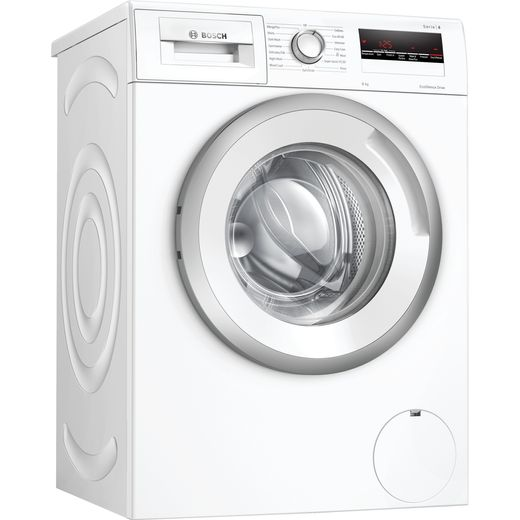 Bosch Serie 4 WAN24109GB 8Kg Washing Machine with 1200 rpm - White - C Rated